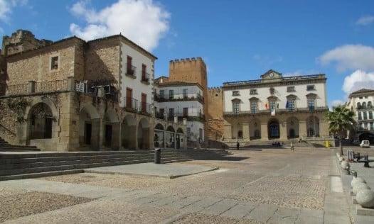 Dónde dormir en Cáceres, Extremadura - Casco Antiguo