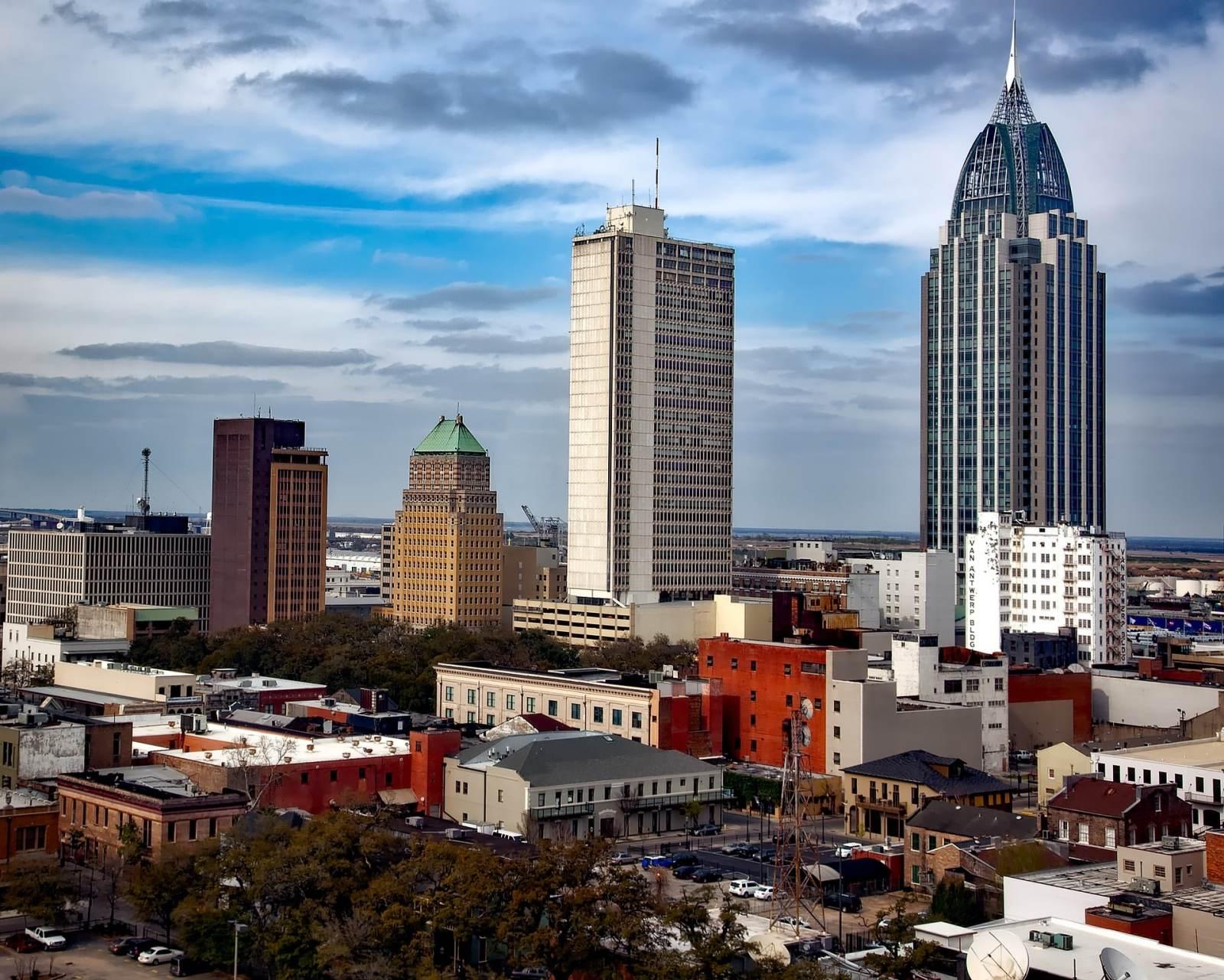 Las mejores zonas donde alojarse en Mobile, Alabama