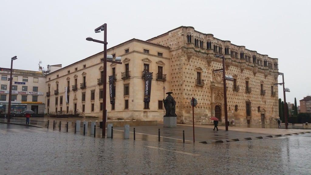 Mejores zonas donde alojarse en Guadalajara, España - Centro Histórico