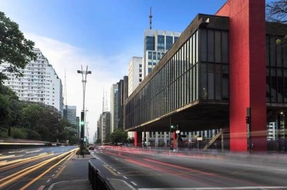 Mejores zonas donde alojarse en São Paulo - Jardim Paulista