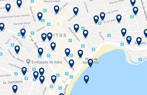 Alojamiento en Pocitos – Haz clic para ver todo el alojamiento disponible en esta zona