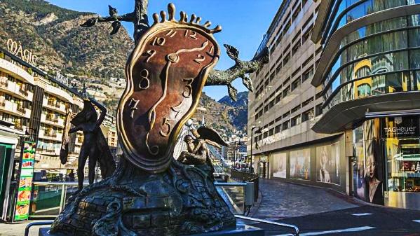Alojarse en Andorra - Andorra la Vella