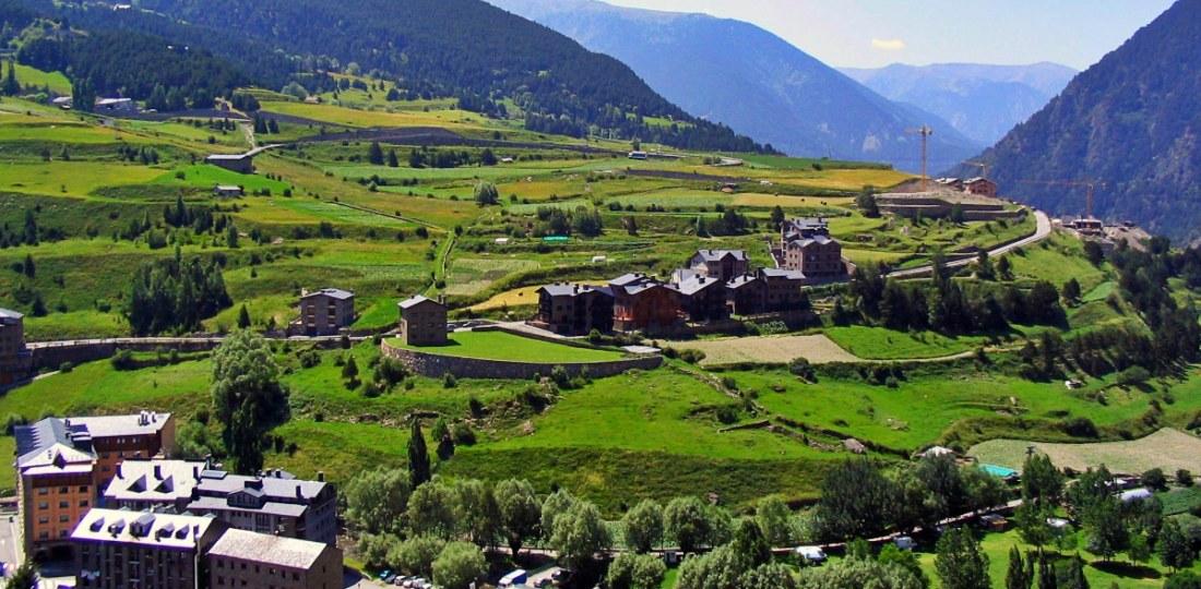 Dónde alojarse en Andorra