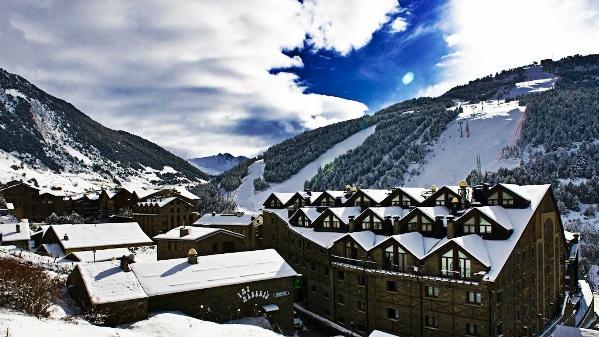 Dónde alojarse en Andorra - Soldeu