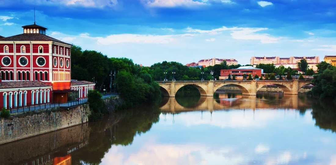 Dónde alojarse en Logroño, España
