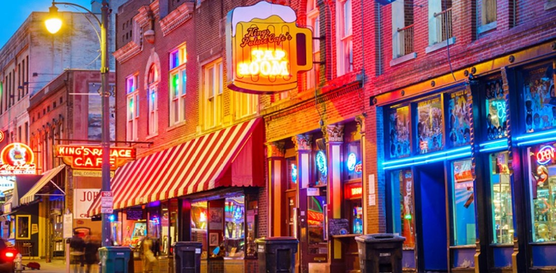 Dónde alojarse en Memphis, Tennessee