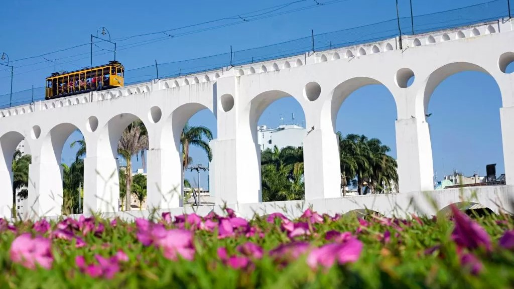Dónde alojarse en Río de Janeiro - Cerca del Acueducto Carioca