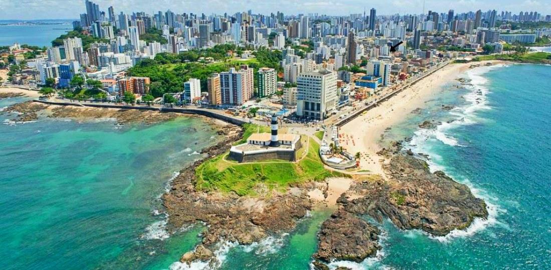 Dónde alojarse en Salvador de Bahía, Brasil