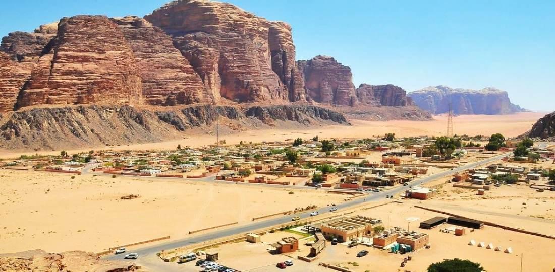 Dónde alojarse en Wadi Rum, Jordania