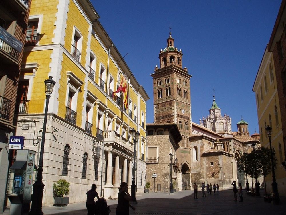 Mejores barrios donde alojarse en Teruel - Centro Histórico