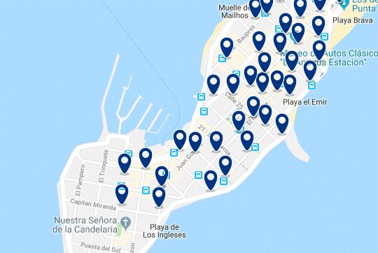 Alojamiento en Península – Haz clic para ver todo el alojamiento disponible en esta zona