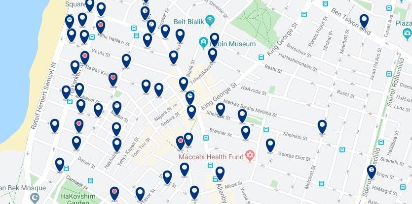 Alojamiento en el Barrio Yemení - Haz clic para ver todos el alojamiento disponible en esta zona