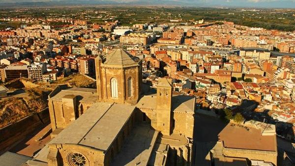 Dónde alojarse en Lleida - Centre Históric