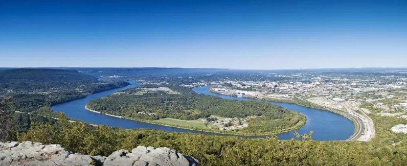 Best areas to stay in Chattanooga, TN - Lookout Mountain