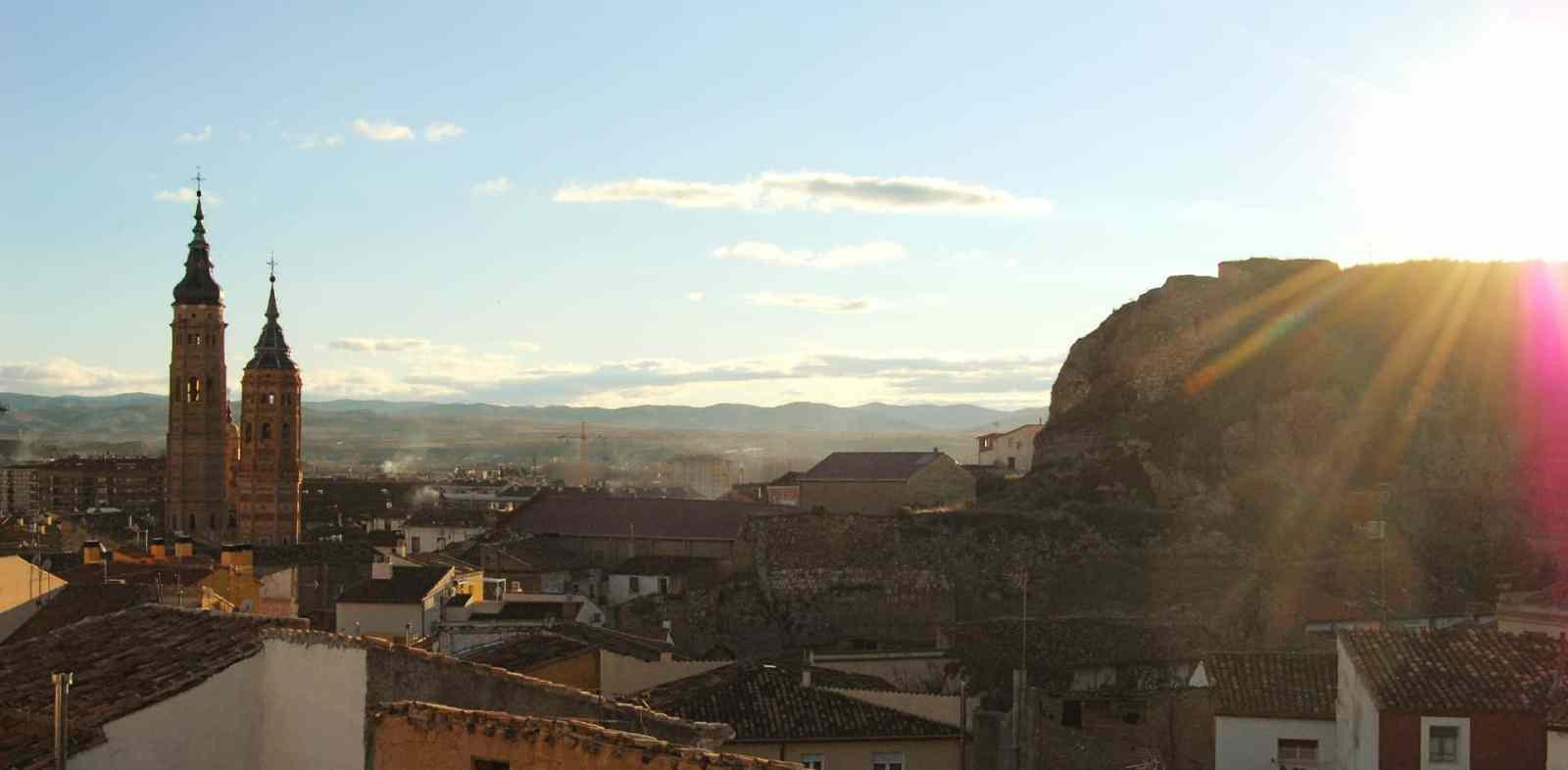 Las mejores zonas donde alojarse en Calatayud, España