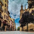Las mejores zonas donde alojarse en Logroño, La Rioja
