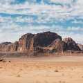 Las mejores zonas donde alojarse en Wadi Rum, Jordania