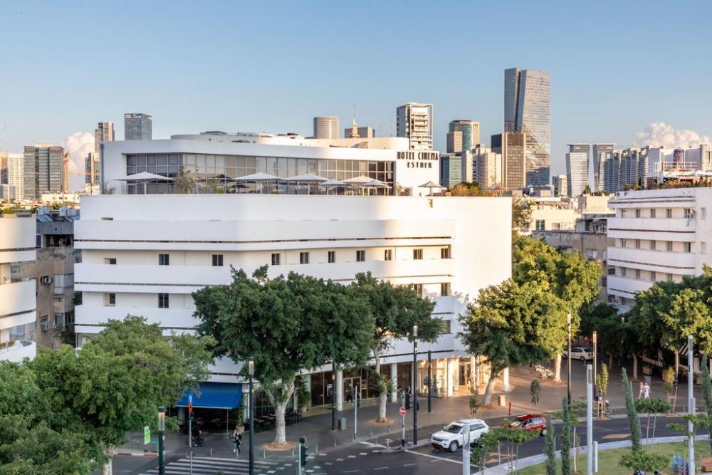 Mejor ubicación para alojarse en Tel Aviv, Israel - Centro de la ciudad