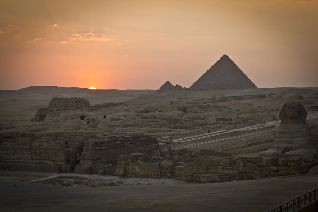 Mejores zonas donde alojarse en El Cairo - Al Giza