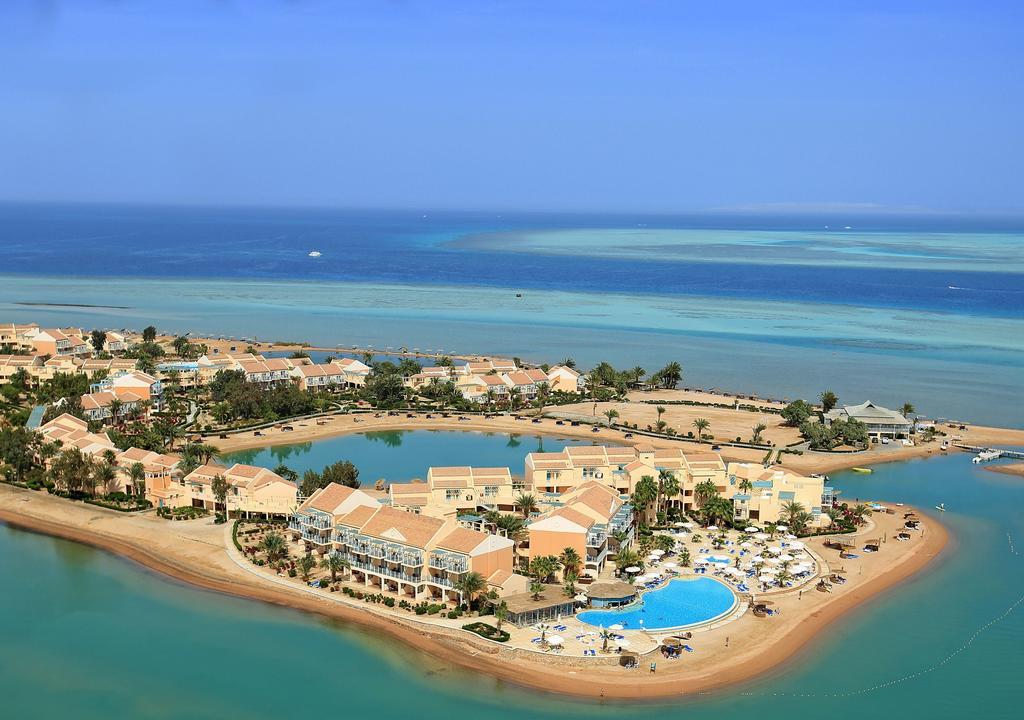 Mejores zonas donde alojarse en Hurghada - El Gouna