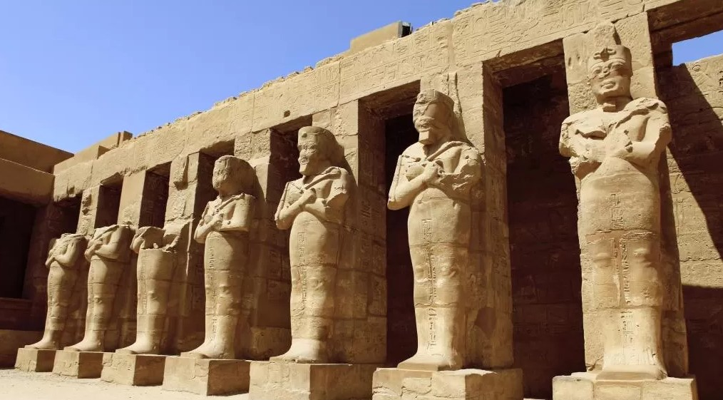 Mejores zonas donde alojarse en Lúxor, Egipto - Cerca del Templo de Luxor
