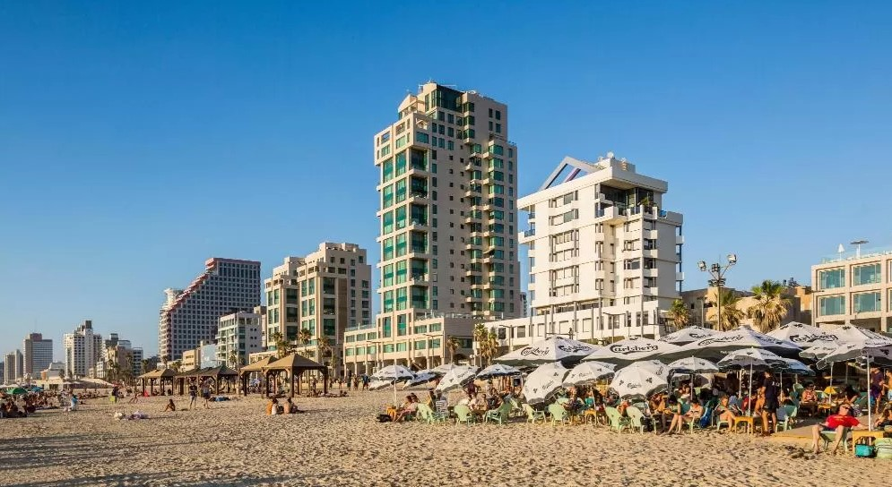 Mejores zonas donde alojarse en Tel Aviv - Playa y centro
