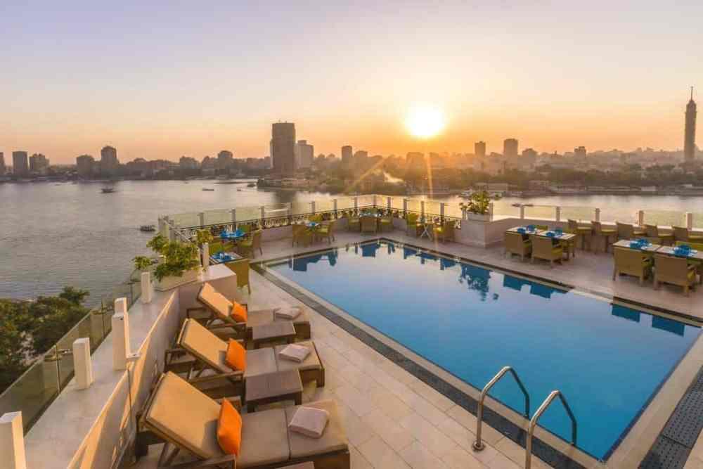 Zona recomendada donde dormir en El Cairo - Garden City