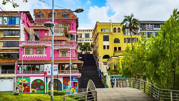 Dónde alojarse en Cuenca, Ecuador - Centro Histórico