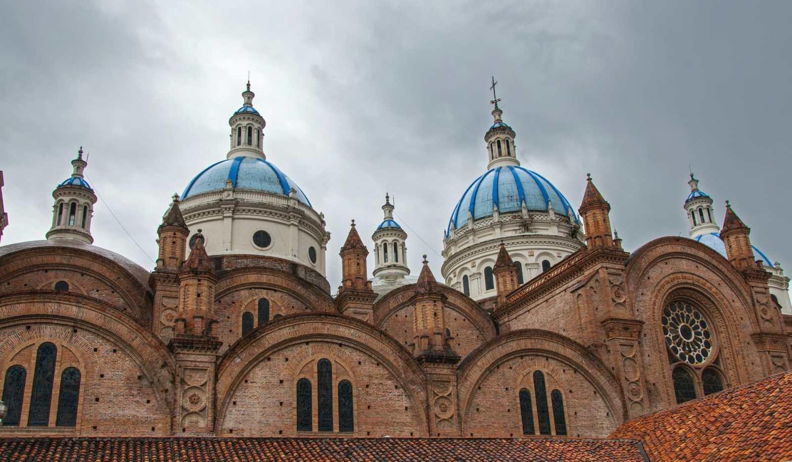 Las mejores zonas donde alojarse en Cuenca, Ecuador