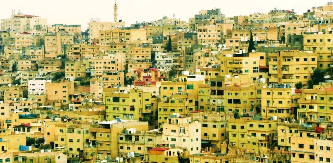 Dónde alojarse en Amán, Jordania