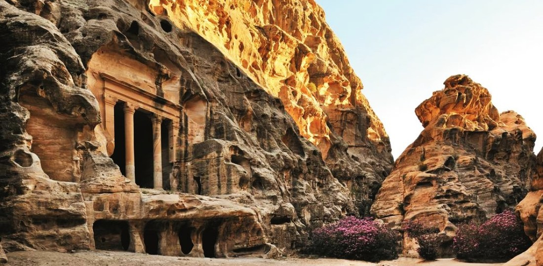 Dónde alojarse en Petra, Jordania