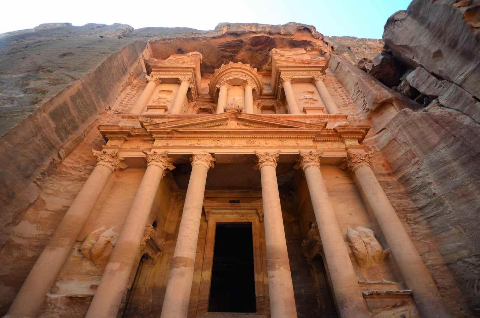 Las mejores zonas donde alojarse en Petra, Jordania