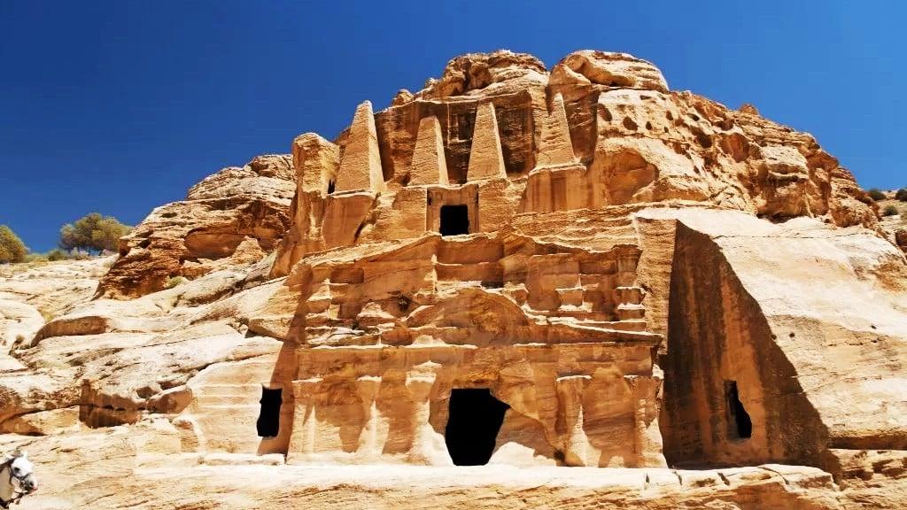 Mejores zonas donde alojarse en Petra - Cerca del Complejo Monumental de Petra