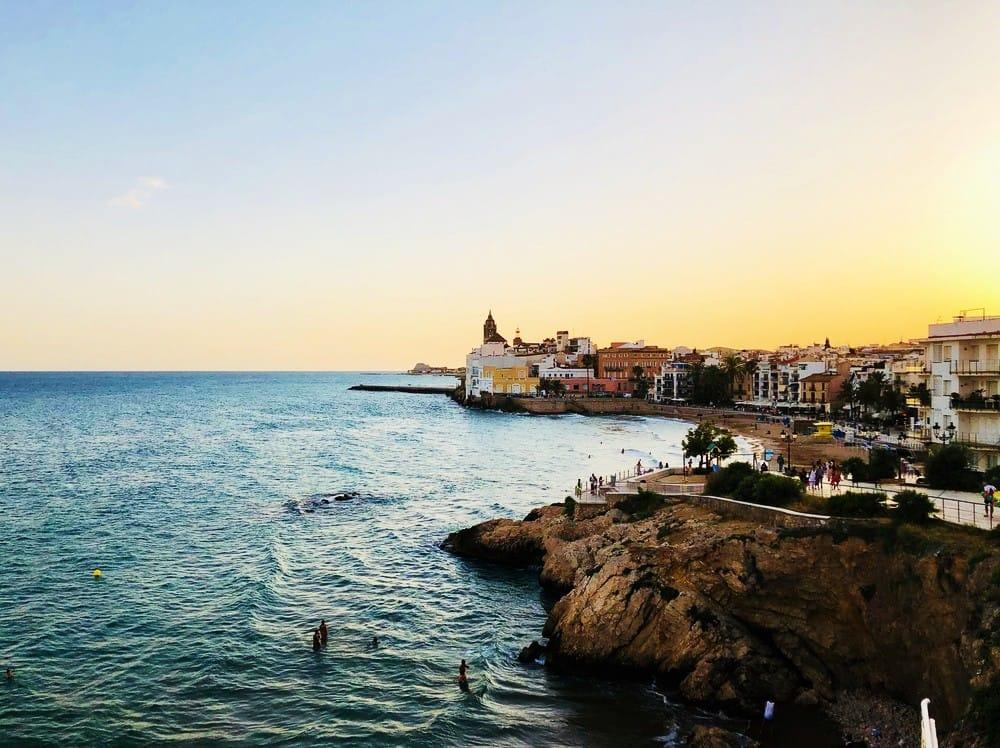 Mejores zonas donde alojarse en Sitges - Cerca de las playas