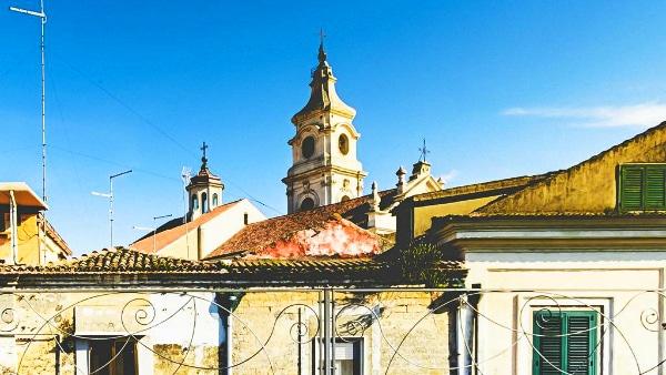 Alojarse en Foggia - Centro Histórico
