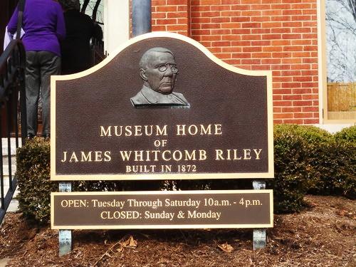 Mejores zonas donde alojarse en Indianápolis - Cerca de la Museum House James Whitcomb Riley
