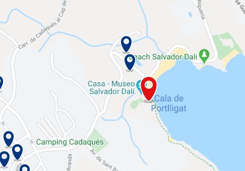 Alojamiento en Port Lligat – Haz clic para ver todo el alojamiento disponible en esta zona
