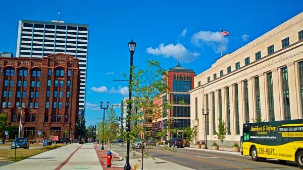 Alojarse en South Bend - Downtown