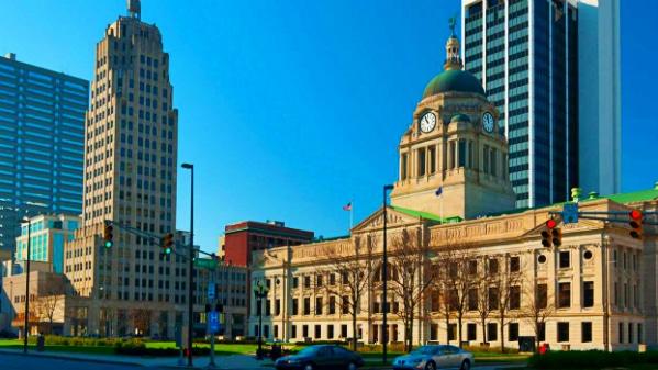 Dónde alojarse en Fort Wayne - Downtown