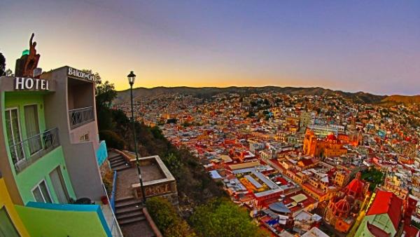 Dónde alojarse en Guanajuato - Cata, San Javier y Norte