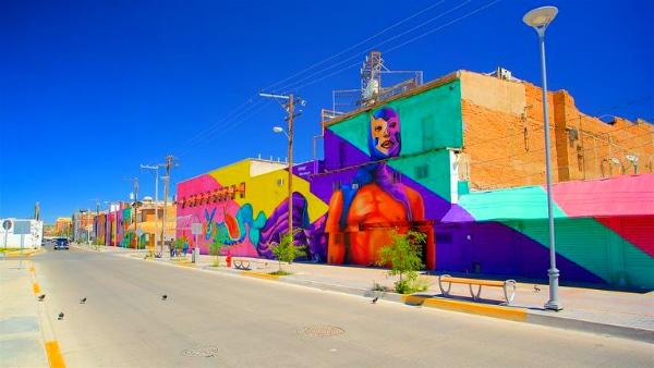 Dónde dormir en Chihuaha - Centro Histórico