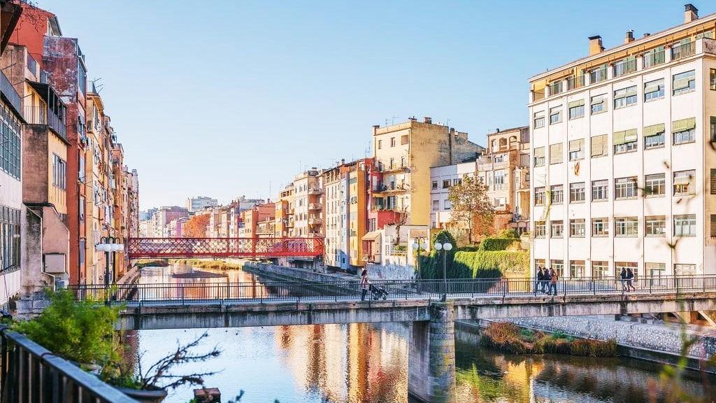 Dónde hospedarse en Girona - Cerca de la Universidad de Girona