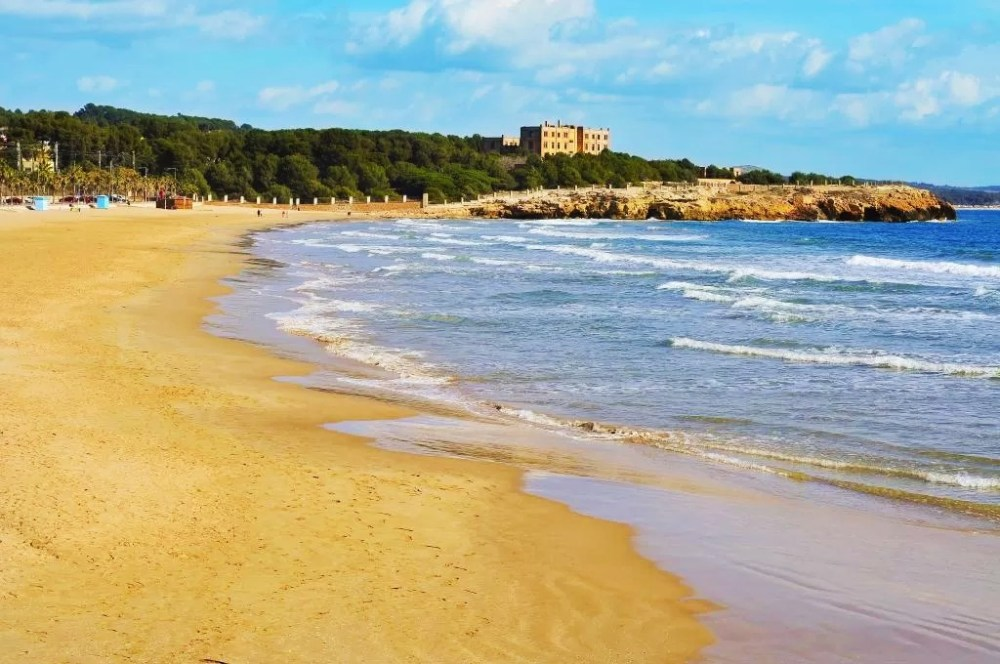 Dónde hospedarse en Tarragona - Platja de l'Arrabassada