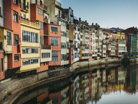 Las mejores zonas donde alojarse en Girona, Catalunya