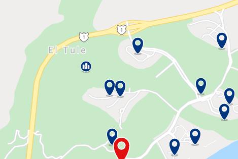 Alojamiento en el Tule - Haz clic para ver todo el alojamiento disponible en esta zona