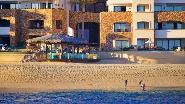 Alojarse en Cabo San Lucas - Playa El Médano