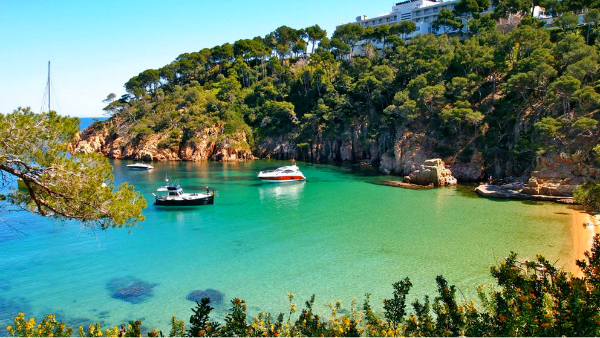 Dónde alojarse en Costa Brava - Begur