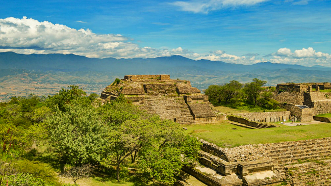 Dónde alojarse en Oaxaca - Cerca del Yacimiento Arqueológico de Monte Albán