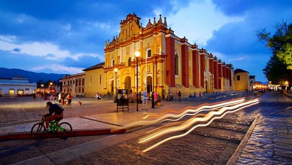 Dónde alojarse en San Cristóbal de las Casas - Centro