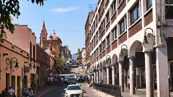 Where to stay in Cuernavaca - City Center